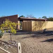 Rental info for 3038-3068 North Edith Blvd in the Tucson area