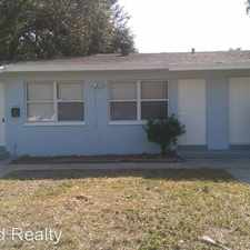 Rental info for 478 73rd Ave N in the St. Petersburg area