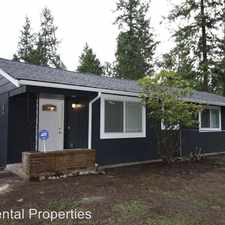 Rental info for 8416 100th St Ct SW