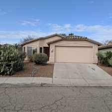 Rental info for 8849 N. Majestic Mountain Drive