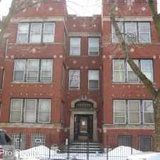 Rental info for 7258 S. Coles Ave #2S in the Chicago area