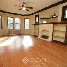 Rental info for 3816 W WRIGHTWOOD AVE. 2 in the Logan Square area