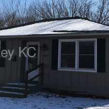 Rental info for 7809 E 49th St Kansas City MO 64129 in the Eastwood Hill East area