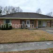 Rental info for Newly Remodeled 3 Bedroom Home in Park Forest East Subdivision of Baton Rouge in the Baton Rouge area