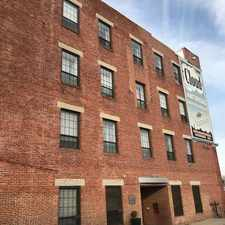 Rental info for 1011 HUNTER STREET- C-3 in the Baltimore area