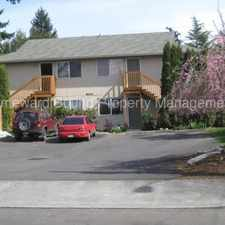 Rental info for 600 Southeast 175th Place #B in the Gresham area