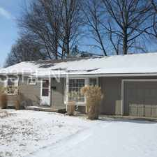 Rental info for Four Bedroom Gem In Beautiful Prairie Village! in the Kansas City area