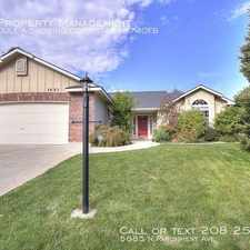 Rental info for 5685 N Parchment Ave