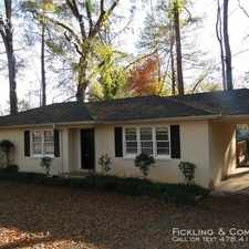 Rental info for 831 Forest Hill Court