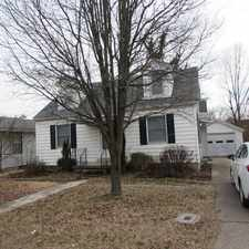 Rental info for House For Rent In Cape Girardeau. in the Cape Girardeau area