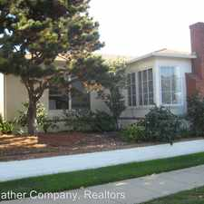 Rental info for 1600 San Luis Rey Avenue in the San Diego area