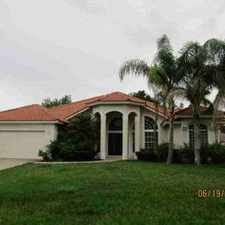 Rental info for 5539 NW Cordrey Street Port St Lucie Five BR, Perfect home in