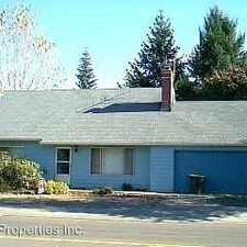 Rental info for 744 SE 32nd Ave. in the Central Hillsboro area