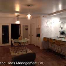 Rental info for 1322 E. 1st St. in the Los Angeles area
