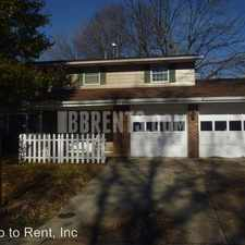 Rental info for 4212 Meadowsweet Drive in the Dayton area