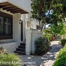 Rental info for 2263 Caminito Pajarito #183 in the San Diego area