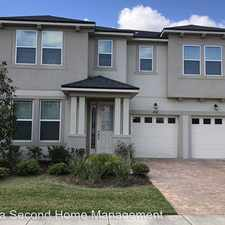 Rental info for 4714 CREEKSIDE PARK AVE in the Orlando area
