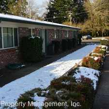 Rental info for 1811 E. 9th ST. in the Portland area