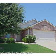 Rental info for 13317 Evergreen Drive in the Fort Worth area