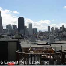 Rental info for 1732 Grant Avenue in the San Francisco area