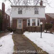 Rental info for 18065 Ilene Street in the Detroit area