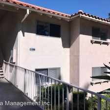 Rental info for 2288 #P Via Puerta in the Irvine area