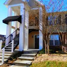 Rental info for Beautiful Raleigh Condo For Rent. Washer/Dryer ... in the Raleigh area