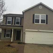 Rental info for 3328 Summer Breeze Circle in the Indianapolis area