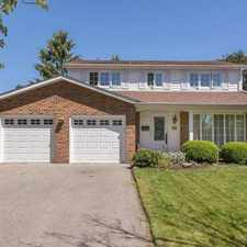Rental info for 58 Royal Orchard Boulevard in the Vaughan area