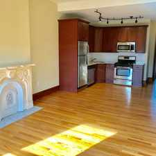 Rental info for 276 Montgomery Street in the Jersey City area