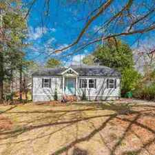 Rental info for 1360 Smith Atlanta Three BR, Totally renovated home in hot East !