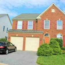 Rental info for 4003 Belvedere Ln Frederick Four BR, Large single family home in