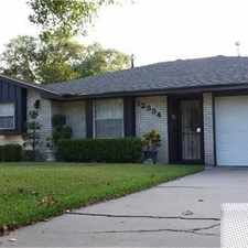 Rental info for 3 Bedrooms House - Charming UPDATED HOME. in the Houston area