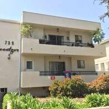 Rental info for Three Bedroom In Metro Los Angeles in the West Hollywood area
