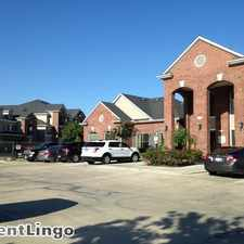 Rental info for 10600 Southdown Trace Trl # 4699 in the Houston area
