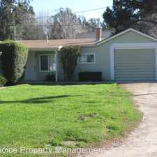 Rental info for 360 1/2 E. Foster Rd. in the Orcutt area
