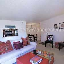 Rental info for Beautiful Fully Furnished Pool side Condo