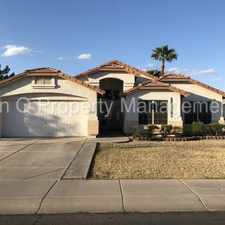Rental info for Finley Farms - 4 bedroom 2 bath in the Gilbert area