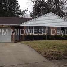 Rental info for Updated 3 Bedroom 2 Bath Ranch Home! in the Dayton area