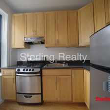 Rental info for 31-71 35th Street #three in the New York area