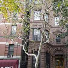 Rental info for Upper West Side in the New York area