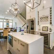 Rental info for Gorgeous Newly Built David Weekley Home! in the Dallas area