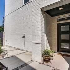 Rental info for Townhouse For Rent In Fort Worth. in the Fort Worth area