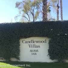 Rental info for 32505 Candlewood Dr., #74