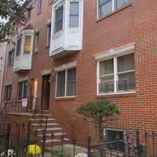Rental info for 384 Monmouth Street #4U in the Jersey City area