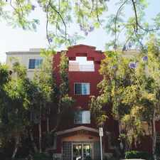 Rental info for 11020 Hesby Street #1 in the Los Angeles area