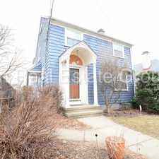 Rental info for Awesome Single Family Home! (ZRG) in the Providence area