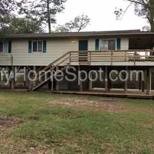 Rental info for QUIET HOME ON CREEK NEAR NAS & DOWNTOWN in the West Pensacola area