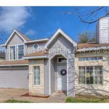 Rental info for 1630 Parkfield CIR, Round Rock 78664 in the Round Rock area