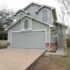 Rental info for Clean and Well Maintained - Round Rock in the Round Rock area